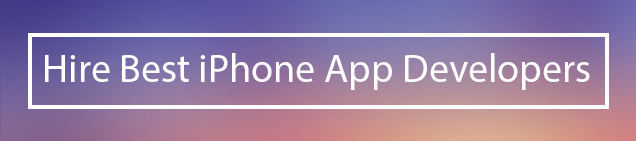 Hire iPhone app developers - mindinventory